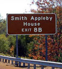 Directions to Smith-Appleby House Museum