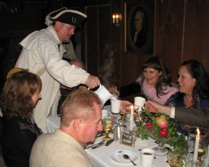 A Colonial Dinner in New England @ Smith-Appleby House Museum | Smithfield | Rhode Island | United States