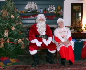 Christmas Wishes & Photos with Santa & Mrs. Claus @ Smith-Appleby House | Smithfield | Rhode Island | United States