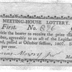 Meeting House Lottery 1tix