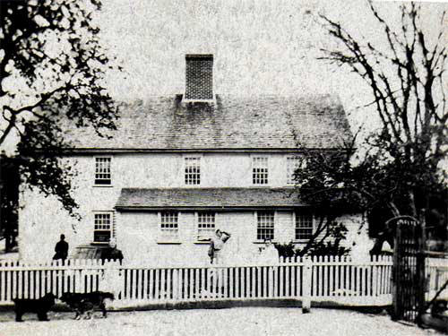 The Smith-Appleby House, circa 1905