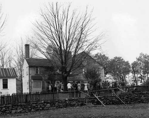 The Smith-Appleby House - October 25, 1976