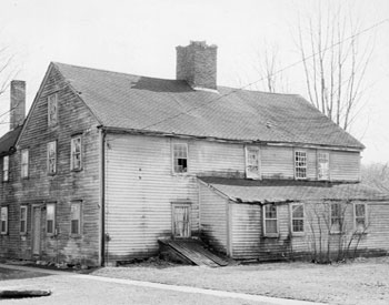 The Smith-Appleby House - 1976 (Frank Floor photo)