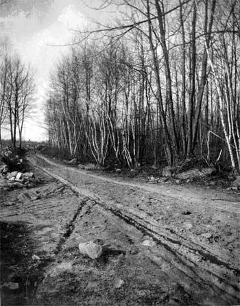 Stillwater Road circa 1900