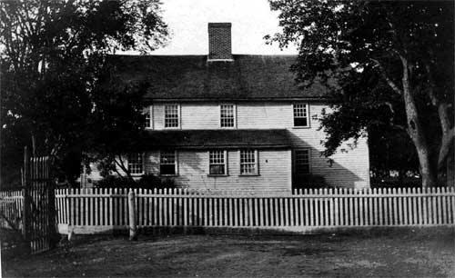 Smith-Appleby House circa 1915