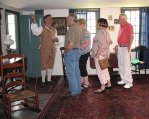 Historic House Tours & Demonstrations