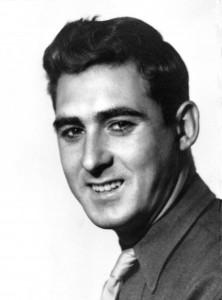 Sgt. Lawrence J. La Croix of Georgiaville
