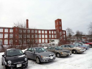 Esmond Mill, Esmond, RI 2015