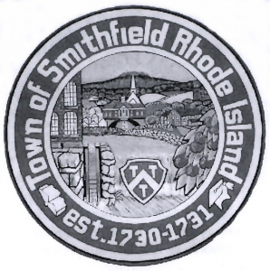 There's a reason as to why two dates appear on the Smithfield Town Seal, and it has to do with the month of March.