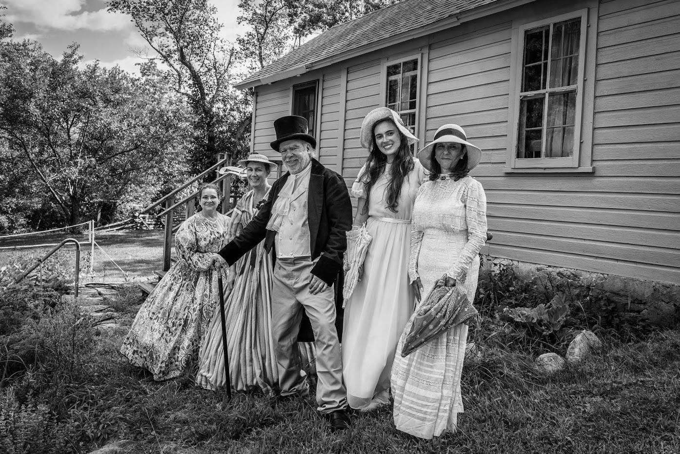 Old Fashioned Victorian Family Picnic @ Smith-Appleby House Museum