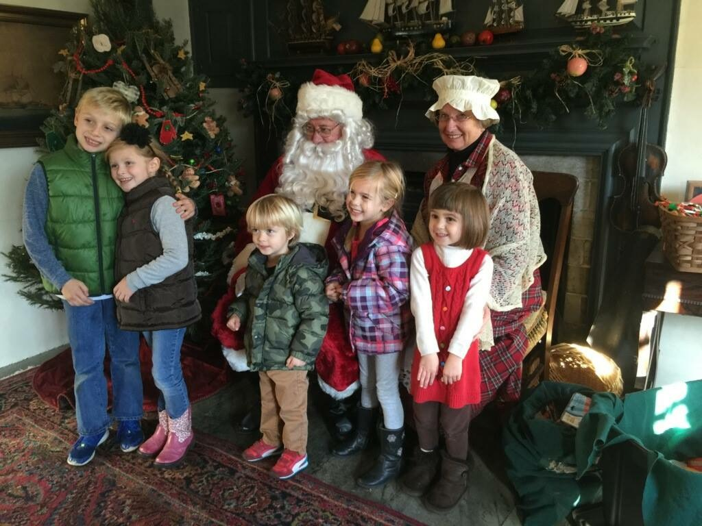 Christmas Open House @ Smith-Appleby House Museum | Smithfield | Rhode Island | United States