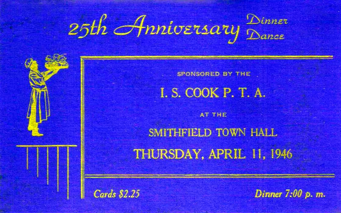 Cook School 1946 Dinner Dance