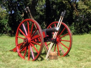 CANCELED - Revolutionary War Musket & Cannon Demonstration